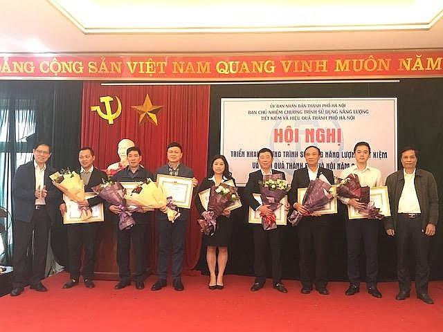 Năm 2018 Hà Nội tiết kiệm được 735,35 tỷ đồng chi phí năng lượng a