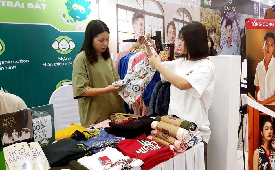 Hà Nội: Chung tay kết nối sản xuất và tiêu dùng bền vững ngành dệt may