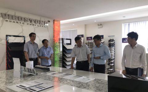 Một số hình ảnh tại doanh nghiệp sản xuất SPCNCL Hà Nội