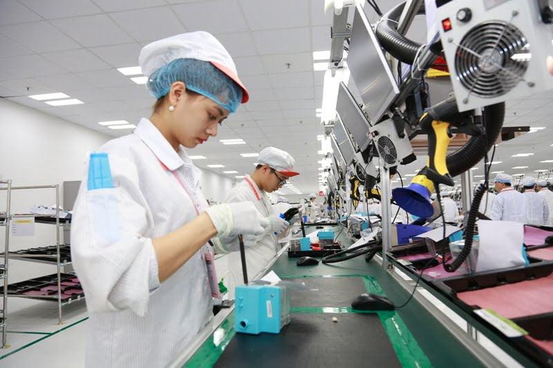 (Tiếng Việt) Xuất khẩu đầu năm 2021: Nhiều tín hiệu lạc quan.